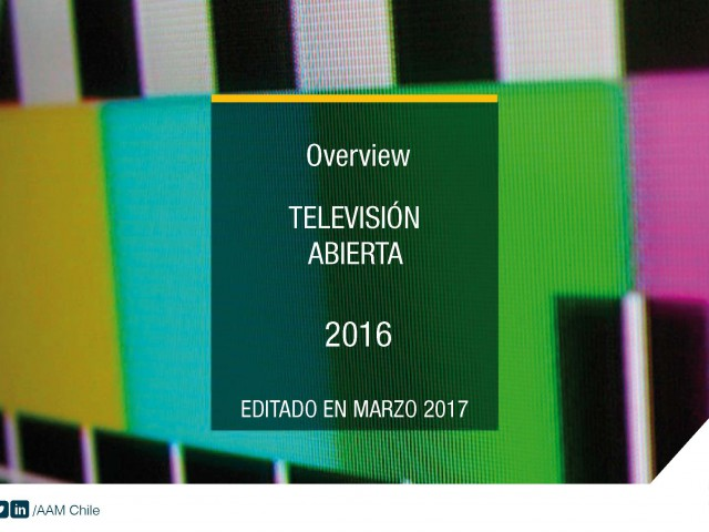 Overview TV Abierta 2016