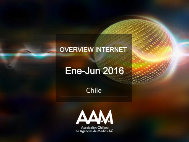 Overview Internet Primer Semestre 2016