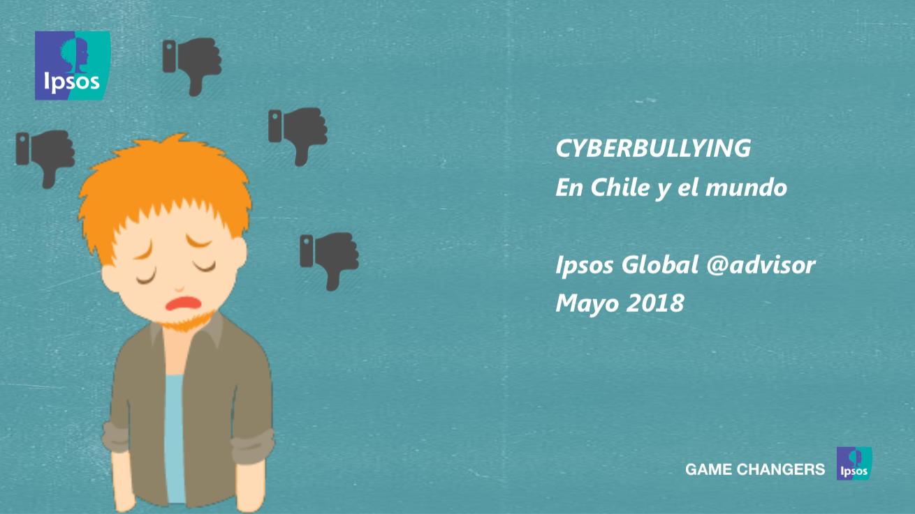 Cyberbullying IPSOS 2018